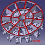 2520不锈钢工装   热处理工装   焊接料盘