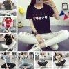 便宜T恤/韩版宽松大版女士短袖/夏季服装纯棉T恤