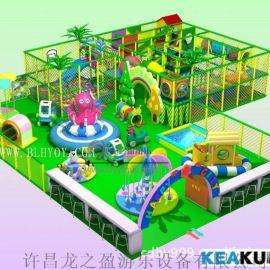 厂家设计新型游乐设备 儿童淘气堡