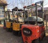 2吨合力叉车 4米堆高机出租 香河县安平镇北方现代