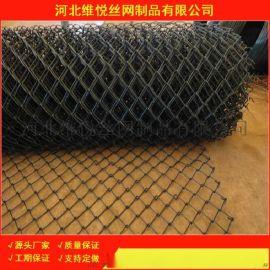 厂家供应体育场围网 球场、学校操场用勾花网围网