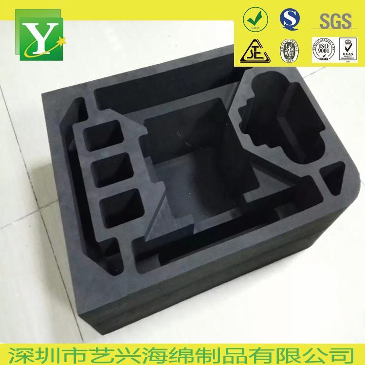 防静电防火EVA内衬 CNC雕刻加工厂家 可做任意形状