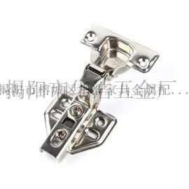不锈钢铰链 飞机脚固定橱柜门铰链厂家加工定制 家具五金配件批发