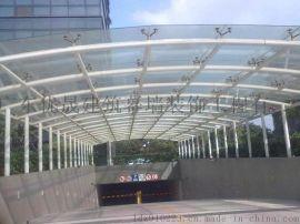 广东承接茂名采光棚玻璃维修更换玻璃采光顶