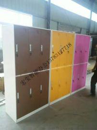 郑州出售彩色更衣柜储物柜厂家