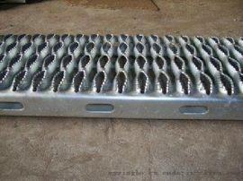 q235镀锌钢板冲孔防滑楼梯踏板