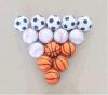 厂家热销 高弹PU玩具球 PU玩具篮球 高弹PU玩具棒球 可定制PU球