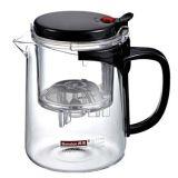 耐高溫玻璃泡茶杯