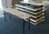 西安最全長條桌出租帶紅色桌套白色桌套藍色桌套