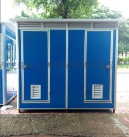 陝西西安移動環保廁所金屬雕花板彩鋼崗亭寶雞漢中安康商洛渭南