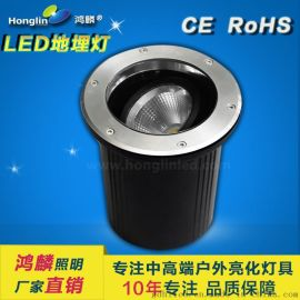 LED偏光地埋燈_COB偏光地埋燈可外調角度