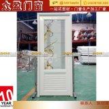 衆盈塑鋼門ZY03防撞耐用平開門