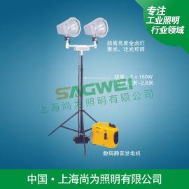 上海尚为照明SW2930便捷升降灯 户外照明灯
