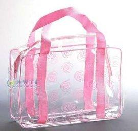 供應PVC禮品袋 PVC文具袋 PVC掛鉤袋
