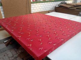 泽梦棕艺居家红木现代床环保棕垫
