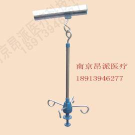 定制可伸缩不锈钢输液吊杆