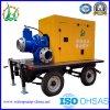 城市排涝泵车 防洪防汛 自吸式拖车泵