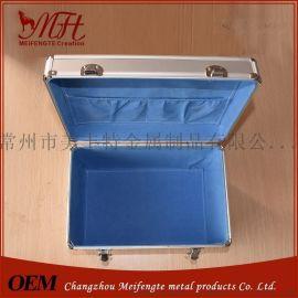 批發各种醫療儀器箱 醫療保健工具箱 防震工具箱鋁箱、EVA防震墊鋁箱