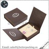 定做高档首饰包装盒充皮纸首饰盒纸制饰品盒戒指耳钉挂件吊坠盒