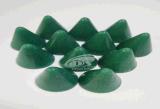 廠家直銷綠色樹脂研磨石