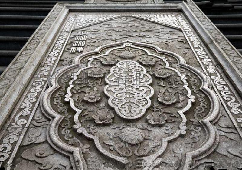 石雕壁画 厂家供应 景区 壁画 手工雕刻