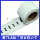 DYMO99010 不幹膠標籤 熱敏標籤 29mm*89mm 強粘性 130張/卷 白色