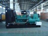 玉柴发电机组 600KW玉柴发电机 国产一线发电机组
