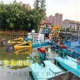 兩棲式清淤機 ,履帶式挖掘機,水上河道疏浚