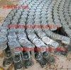 环保设备专用A3镀锌钢铝拖链 钢制拖链 耐腐蚀