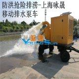 柴油机抽水机 移动泵站