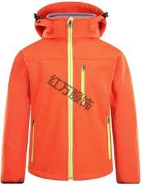 上海紅萬服飾  2018新款 衝鋒衣 生產加工