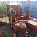 高速转盘履带式玉米青储收割机 牧草粉碎机