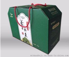 包装盒  郑州包装盒印刷厂 养生野菜包装盒