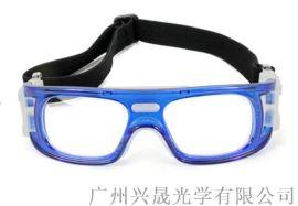 運動籃球眼鏡 戶外足球運動籃球眼鏡 可配鏡片防霧