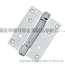 厂家直销 雅诗特YST-F141五寸定位弹簧不锈钢合页