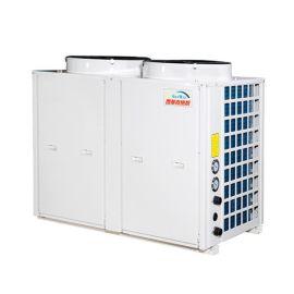 噴氣增焓低溫型熱泵