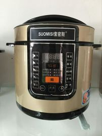 索密斯智能电压力锅 安全智能型可预约定时电饭锅礼品电高压锅
