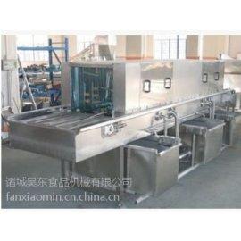 供应昊东ZCHD-506L高速周转筐清洗机