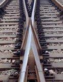 9号铁路道岔高锰钢辙叉