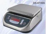 寺冈DS-673SS全不锈钢防水秤|食品防水计重秤|IP68级防水秤