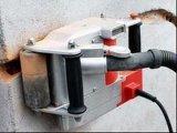 鑫博新型水电安装自动开槽机