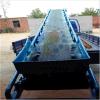 8米长移动式皮带机 丹东市运行稳定多用途爬坡输送机
