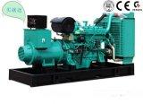 350KW 柴油發電機組50hz全銅無刷電機,礦山使用