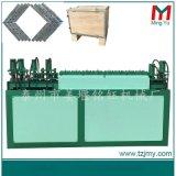 可拆式木箱快装箱钢带插口箱无钉箱钢带设备 全自动折叠钢带箱生产设备