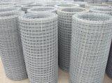 冷镀锌钢丝轧花网1.2-1.8mm2-10目轧花网厂