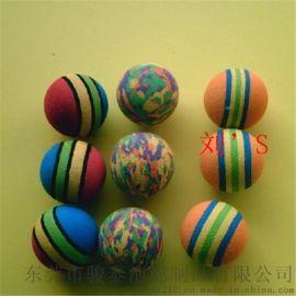 厂家常年生产EVA木纹球 量大可免模具费