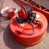 吊运捆扎棒材起重电磁铁 吊废钢废铁电磁吸盘