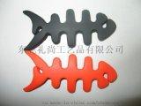 专业生产PVC软胶耳机绕线器卡通造型理线器促销新品