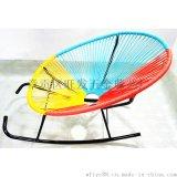 江西贛州藤椅廠家直銷新款休閒搖椅