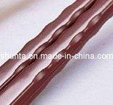 筷子美耐皿日式系列和風棗紅色LL70MR